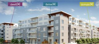 """Main Photo: 503 13963 105A Street in Surrey: Whalley Condo for sale in """"HQ-DWELL"""" (North Surrey)  : MLS®# R2240853"""