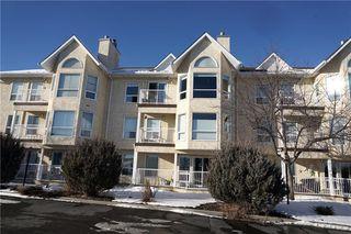 Photo 1: 308 102 CENTRE Court: Okotoks Apartment for sale : MLS®# C4177753