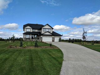 Photo 1: 14 25515 TWP RD 511A Road: Rural Parkland County House for sale : MLS®# E4107266