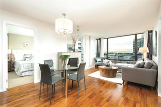 """Photo 2: 1504 4182 DAWSON Street in Burnaby: Brentwood Park Condo for sale in """"Tandem 3"""" (Burnaby North)  : MLS®# R2276332"""