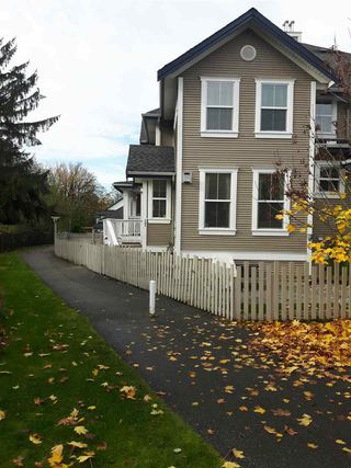 """Main Photo: 1 6919 180 Street in Surrey: Cloverdale BC Townhouse for sale in """"PROVINCETON"""" (Cloverdale)  : MLS®# R2318505"""