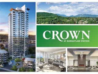 "Photo 19: 2502 520 COMO LAKE Avenue in Coquitlam: Coquitlam West Condo for sale in ""THE CROWN"" : MLS®# R2330773"