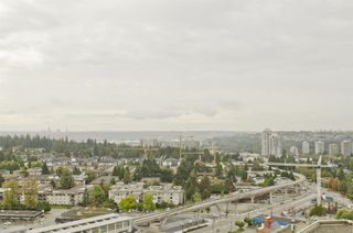 "Photo 16: 2502 520 COMO LAKE Avenue in Coquitlam: Coquitlam West Condo for sale in ""THE CROWN"" : MLS®# R2330773"
