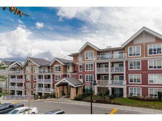 "Photo 1: 310 6440 194 Street in Surrey: Clayton Condo for sale in ""Waterstone"" (Cloverdale)  : MLS®# R2338564"