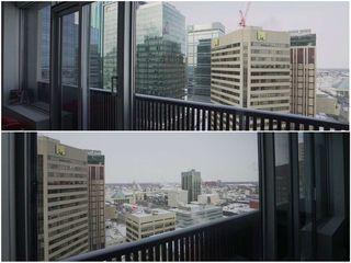 Photo 15: 1803 10024 JASPER Avenue in Edmonton: Zone 12 Condo for sale : MLS®# E4143501