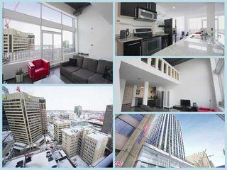 Photo 1: 1803 10024 JASPER Avenue in Edmonton: Zone 12 Condo for sale : MLS®# E4143501