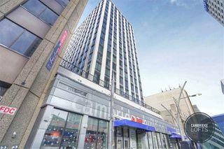 Photo 2: 1803 10024 JASPER Avenue in Edmonton: Zone 12 Condo for sale : MLS®# E4143501