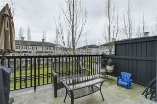"Photo 19: 35 11067 BARNSTON VIEW Road in Pitt Meadows: South Meadows Townhouse for sale in ""COHO"" : MLS®# R2344375"