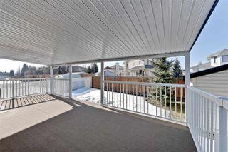 Photo 23: 94 OZERNA Road in Edmonton: Zone 28 House for sale : MLS®# E4148623