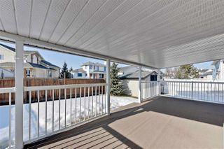 Photo 24: 94 OZERNA Road in Edmonton: Zone 28 House for sale : MLS®# E4148623