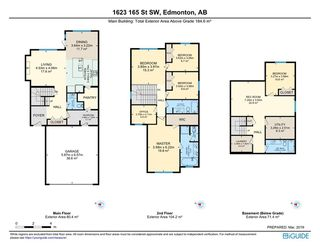 Photo 30: 1623 165 Street in Edmonton: Zone 56 House for sale : MLS®# E4149060
