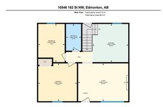 Photo 23: 10546 162 Street in Edmonton: Zone 21 House for sale : MLS®# E4149440