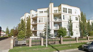 Main Photo: 504 4835 104A Street in Edmonton: Zone 15 Condo for sale : MLS®# E4155685