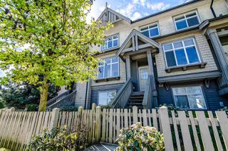 """Main Photo: 86 9800 ODLIN Road in Richmond: West Cambie Townhouse for sale in """"Hennessy Green"""" : MLS®# R2368583"""