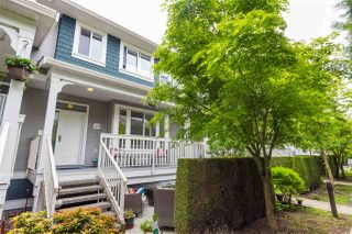 "Photo 1: 49 5999 ANDREWS Road in Richmond: Steveston South Townhouse for sale in ""RIVERWIND"" : MLS®# R2369191"
