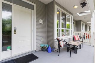 "Photo 3: 49 5999 ANDREWS Road in Richmond: Steveston South Townhouse for sale in ""RIVERWIND"" : MLS®# R2369191"