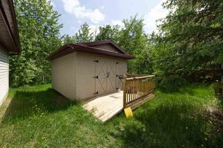 Photo 22: 119 52343 RGE RD 211: Rural Strathcona County Manufactured Home for sale : MLS®# E4161144