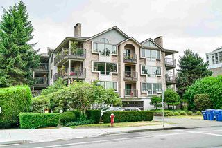 "Photo 1: 201 7140 GRANVILLE Avenue in Richmond: Brighouse South Condo for sale in ""PARK VIEW COURT"" : MLS®# R2386916"