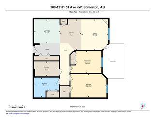 Photo 18: 209 12111 51 Avenue in Edmonton: Zone 15 Condo for sale : MLS®# E4187491