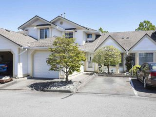 """Main Photo: 102 8737 212 Street in Langley: Walnut Grove Townhouse for sale in """"Chartwell Green"""" : MLS®# R2455106"""