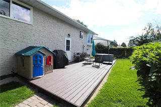 Photo 35: 39 Autumnlea Path in Winnipeg: North Kildonan Residential for sale (3G)  : MLS®# 202022357