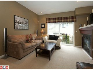 Photo 2: 51 8737 161ST Street in Surrey: Fleetwood Tynehead Townhouse for sale : MLS®# F1106547