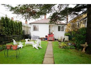 """Photo 10: 2725 TRINITY Street in Vancouver: Hastings East House for sale in """"THE SWEET SPOT NORTH OF MCGILL"""" (Vancouver East)  : MLS®# V880022"""