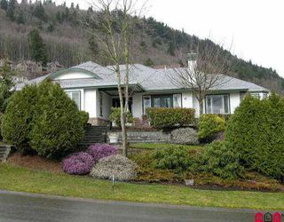 "Photo 1: 36178 CASSANDRA DR in Abbotsford: Abbotsford East House for sale in ""CARRINGTON ESTATES"" : MLS®# F2605205"
