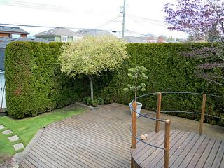 Photo 12: 2235 W 21ST Avenue in Vancouver: Arbutus House for sale (Vancouver West)  : MLS®# V1034787
