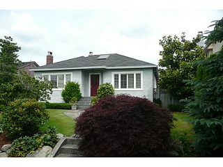 Photo 1: 2235 W 21ST Avenue in Vancouver: Arbutus House for sale (Vancouver West)  : MLS®# V1034787