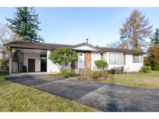 Photo 1: 1495 MAPLE ST: White Rock House for sale (South Surrey White Rock)  : MLS®# F1404421
