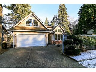 "Photo 1: 23925 58A Avenue in Langley: Salmon River House for sale in ""TALL TIMBERS ESTATES"" : MLS®# F1428042"