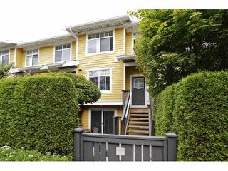 "Main Photo: 39 15233 34TH Avenue in Surrey: Morgan Creek Townhouse for sale in ""Sundance"" (South Surrey White Rock)  : MLS®# F1430792"