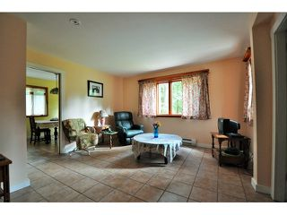 "Photo 3: 12845 DEGRAFF Road in Mission: Durieu House for sale in ""MCCONNELL CREEK"" : MLS®# F1440067"