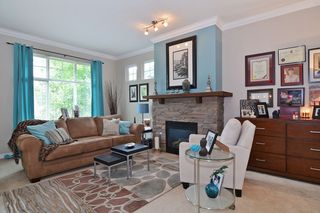 "Photo 2: 65 6050 166TH Street in Surrey: Cloverdale BC Townhouse for sale in ""WESTFIELD"" (Cloverdale)  : MLS®# F1442230"