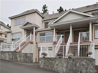 Photo 2: 72 14 Erskine Lane in VICTORIA: VR Hospital Row/Townhouse for sale (View Royal)  : MLS®# 703903
