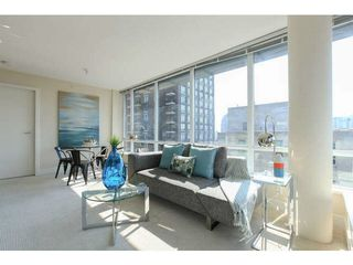 "Photo 5: 701 1088 RICHARDS Street in Vancouver: Yaletown Condo for sale in ""RICHARDS LIVING"" (Vancouver West)  : MLS®# V1139508"