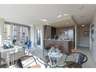 "Photo 1: 701 1088 RICHARDS Street in Vancouver: Yaletown Condo for sale in ""RICHARDS LIVING"" (Vancouver West)  : MLS®# V1139508"