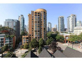"Photo 18: 701 1088 RICHARDS Street in Vancouver: Yaletown Condo for sale in ""RICHARDS LIVING"" (Vancouver West)  : MLS®# V1139508"