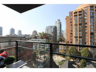 "Photo 17: 701 1088 RICHARDS Street in Vancouver: Yaletown Condo for sale in ""RICHARDS LIVING"" (Vancouver West)  : MLS®# V1139508"
