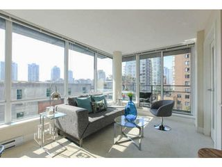 "Photo 4: 701 1088 RICHARDS Street in Vancouver: Yaletown Condo for sale in ""RICHARDS LIVING"" (Vancouver West)  : MLS®# V1139508"
