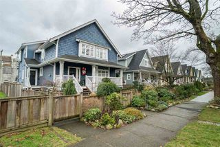 Photo 1: 1888 E 8TH Avenue in Vancouver: Grandview VE Townhouse for sale (Vancouver East)  : MLS®# R2033824