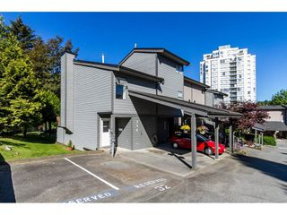 "Photo 19: 246 BALMORAL Place in Port Moody: North Shore Pt Moody Townhouse for sale in ""BALMORAL PLACE"" : MLS®# R2068085"