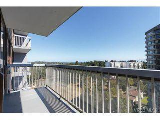 Photo 10: 1509 647 Michigan Street in VICTORIA: Vi James Bay Condo Apartment for sale (Victoria)  : MLS®# 368828