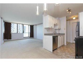 Photo 4: 1509 647 Michigan Street in VICTORIA: Vi James Bay Condo Apartment for sale (Victoria)  : MLS®# 368828