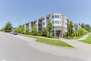 "Photo 1: 304 15357 ROPER Avenue: White Rock Condo for sale in ""REGENCY COURT"" (South Surrey White Rock)  : MLS®# R2171104"