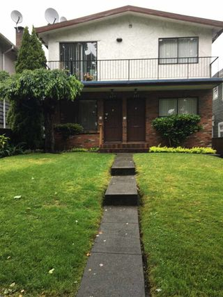 Main Photo: 823 E 15TH Avenue in Vancouver: Mount Pleasant VE House Duplex for sale (Vancouver East)  : MLS®# R2176110