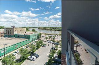 Photo 19: 705 340 Waterfront Drive in Winnipeg: Exchange District Condominium for sale (9A)  : MLS®# 1716323