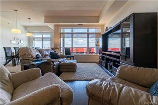 Photo 3: 705 340 Waterfront Drive in Winnipeg: Exchange District Condominium for sale (9A)  : MLS®# 1716323