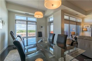 Photo 4: 705 340 Waterfront Drive in Winnipeg: Exchange District Condominium for sale (9A)  : MLS®# 1716323